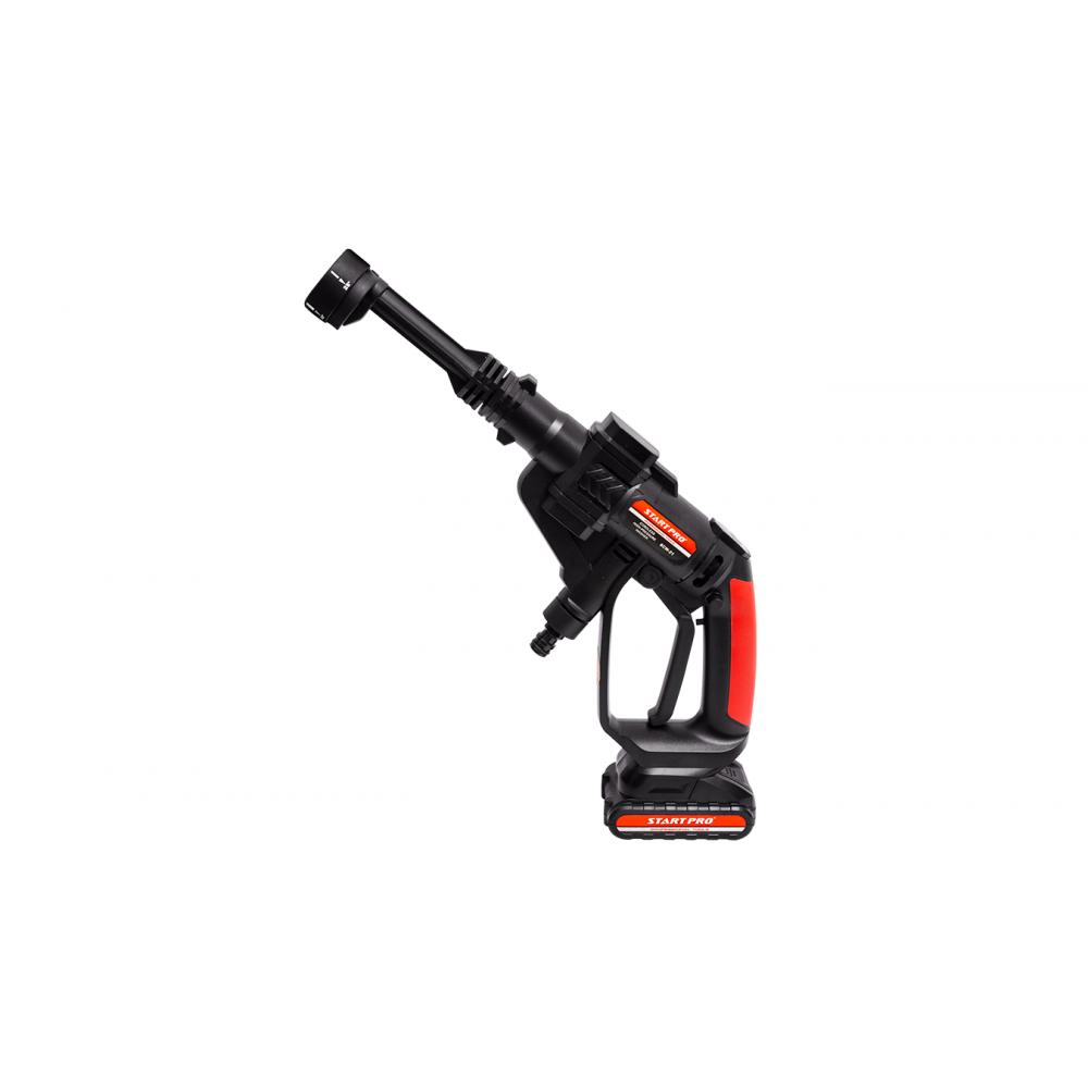 Мийка високого тиску акумуляторна Start Pro SCW-21