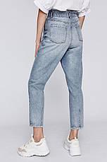 Женские джинсы c завышенной талией голубые Medicine 38, фото 2