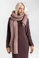 Комфортный , обьемный шарф для прохладного времени года., фото 1