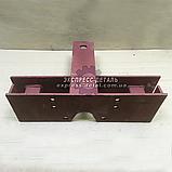 Кронштейн передних грузов ЮМЗ и МТЗ 45-4235020 СБ, фото 3