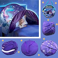 Дитячий намет мрії Dream Tents Фіолетова