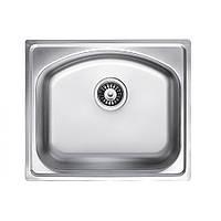 Кухонна мийка Fabiano 48х42 мікродекор