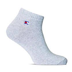 Шкарпетки чоловічі Лео SPORT Tommy сірий