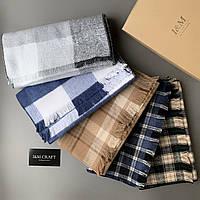 Новая коллекция мужских шарфов I&M Craft. Уже в продаже.