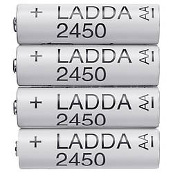 IKEA Аккумулятор LADDA (ИКЕА ЛАДДА) 703.038.76