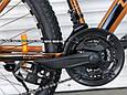 Спортивный горный алюминиевый велосипед TopRider 680 26 дюймов колеса, фото 3