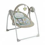 Кресло - качалка детская Lorelli Portofino c музыкальной панелью Пром, фото 2