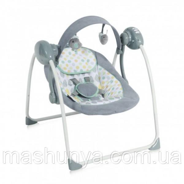 Кресло - качалка детская Lorelli Portofino c музыкальной панелью Пром