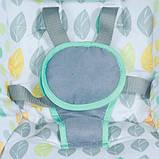 Кресло - качалка детская Lorelli Portofino c музыкальной панелью Пром, фото 3