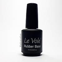 Каучуковая база для маникюра Rubber Base Le Vole 15 ml