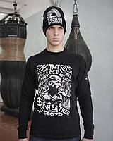 Свитшот свитер кофта мужской модный стильный качественный с принтом Флойд Мейвезер, фото 1