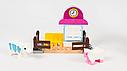 """Детская железная дорога конструктор M 0444 U/R Маленький паровозик для принцессы """"Волшебное путешествие"""", фото 4"""