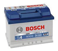 Аккумулятор автомобильный Bosch S4 004 60Аh 004 0092S40040