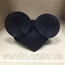 Шляпа Микки Мауса черная, фетровая