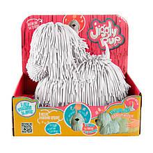 Интерактивная игрушка Jiggly Pup - Озорной щенок белый