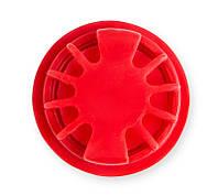 Клапан выдоха S-Cast для защитной маски/респиратора 1000 шт Красный (2020/01/KR1000)