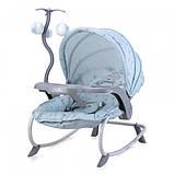 Кресло - шезлонг детское Lorelli Dream time с регулируемой спинкой Пром, фото 2