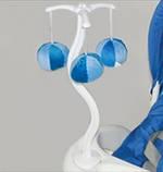 Кресло - шезлонг детское Lorelli Dream time с регулируемой спинкой Пром, фото 6