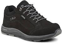 Зимние ботинки кроссовки CMP Nibal Low Lifestyle Shoe, 39Q4927-68UF Nero/Graffite (Оригинал)