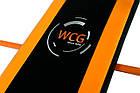 Лава для жиму WCG 0055 + Штанга і гантелі 128 кг, фото 10