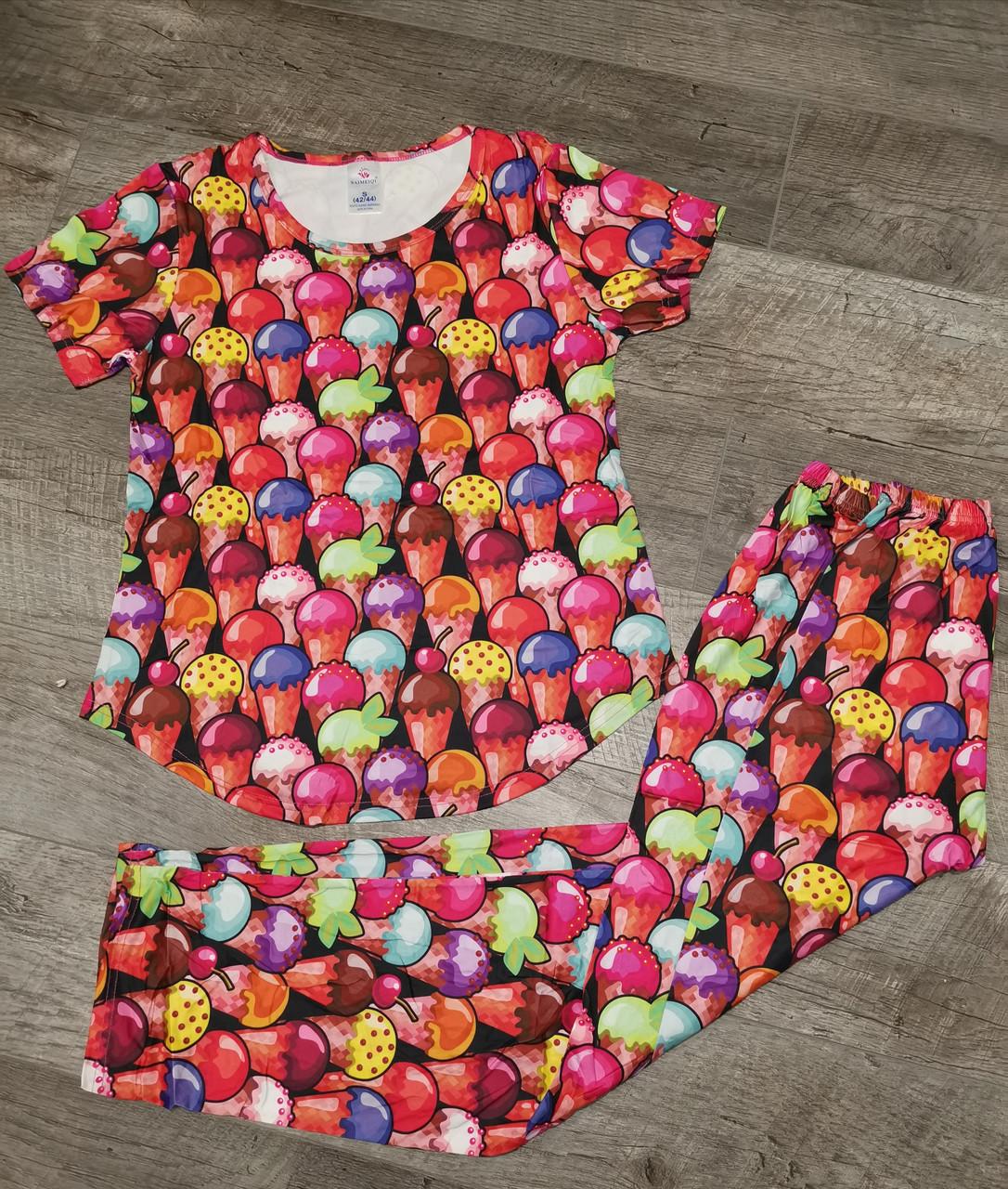 Молодежная пижама 40-2