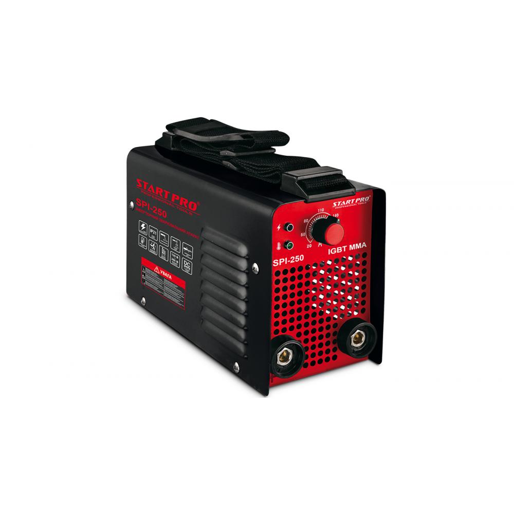 Інверторний зварювальний апарат Start Pro SPI-250