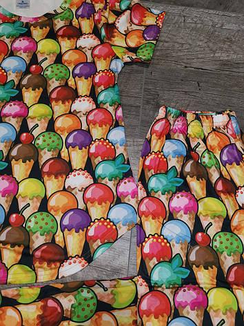 Молодежная пижама 40-3, фото 2