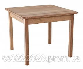 Детский деревянный столик (квадратный) Mr.Woodyson