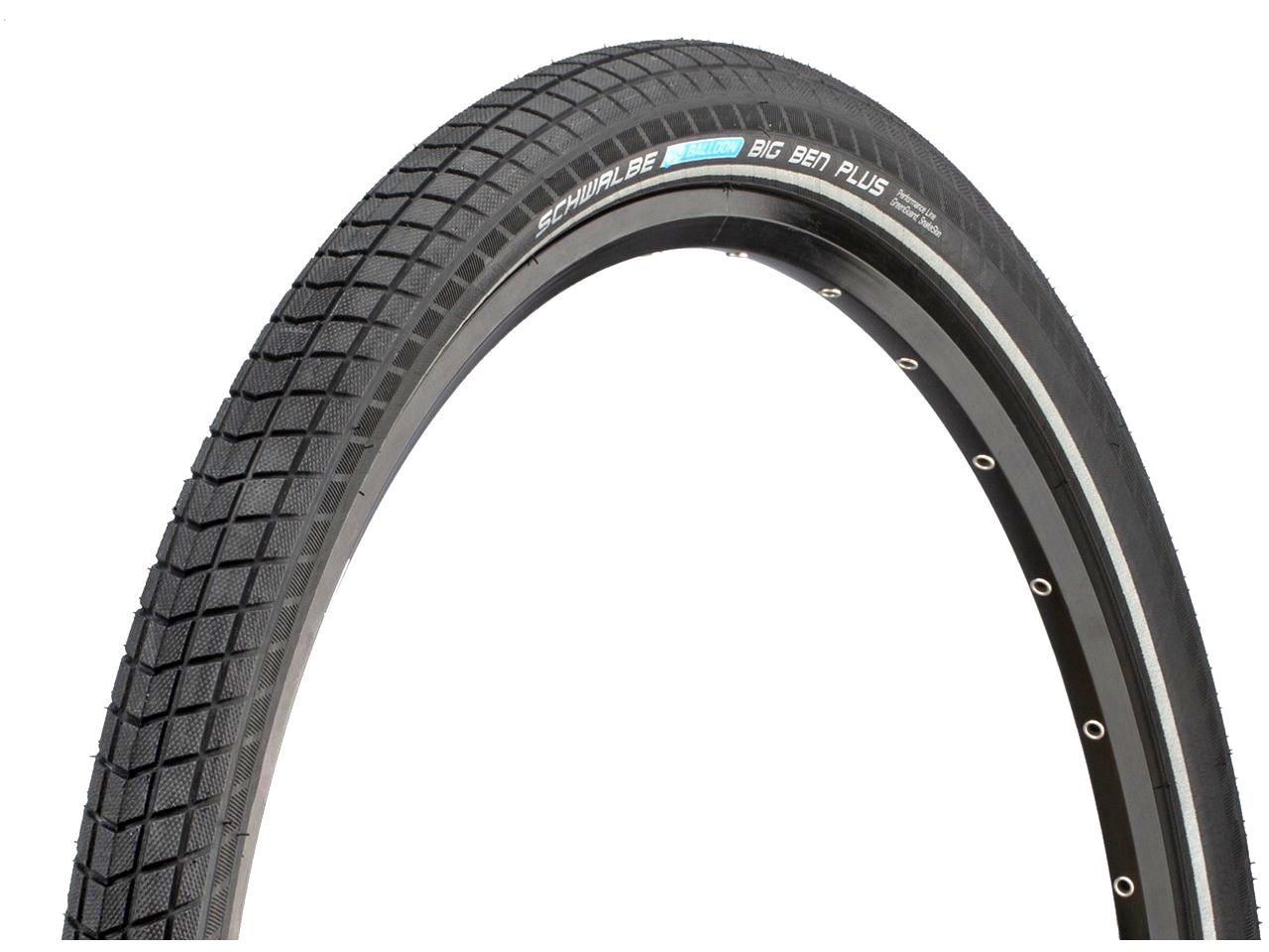 "Покрышка вело Schwalbe Big Ben Plus Performance GreenGuard 26x2.15"""