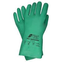 Рукавички NITRAS 3450 // GREEN BARRIER