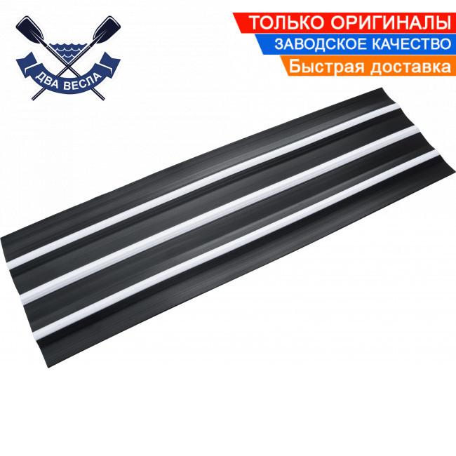 Комплект 2 штуки: отрезок привального бруса 20х6 см для защиты баллона для надувной лодки на нос и на корму