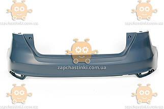 Бампер задний Ford Focus 3 (от 2015) хэтчбек (пр-во Тайвань) Гарантия! (Отправка по предоплате) АГ 44009