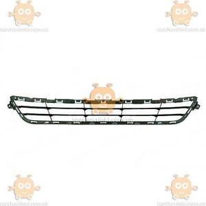 Решетка в бампер нижняя Ford Mondeo 5 (от 2014) (пр-во Тайвань) Гарантия! (Отправка по предоплате) АГ 23340