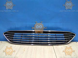 Решетка радиатора Ford Focus 3 (от 2011) (пр-во Тайвань) Гарантия! (Отправка по предоплате) АГ 44019