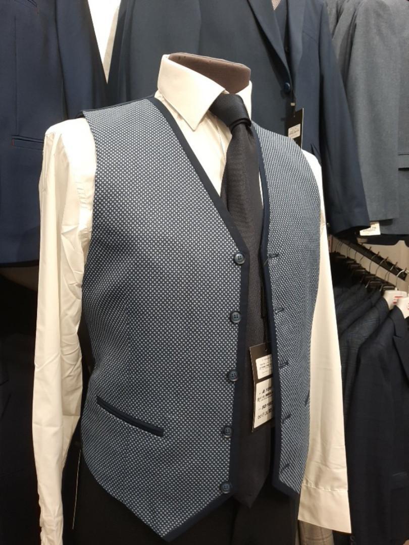 Жилет мужской однобортный West-fashion модель А-156
