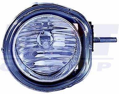 Фара противотуманная левая\правая H1 ALFA ROMEO 166  [DEPOO] 667-2008N-UE