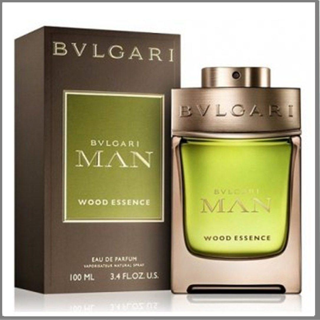 Bvlgari Man Wood Essence парфюмированная вода 100 ml. (Булгари Мен Древесная Эссенция)