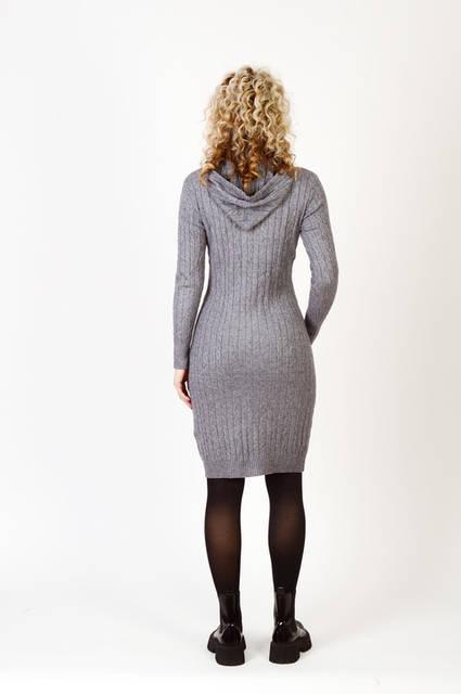 Женские теплые платья оптом Beauty Woman 15Є, лот 8шт (7116)  26