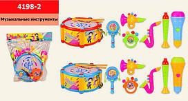 Музичні інструменти 4198-2
