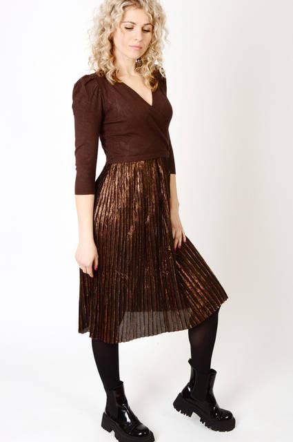 Итальянские женские платья сток оптом Beauty Woman 15Є, лот 10шт (92890) 30