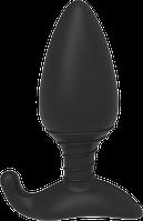 Анальная пробка Lovense Hush (размер M, макс. диаметр 4,4 см) - Гарантия 1 год + подарок