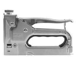 Степлер с регулятором для скоб b=11,3 мм,h=4-14 мм,t=0,7 мм YATO YT-7007