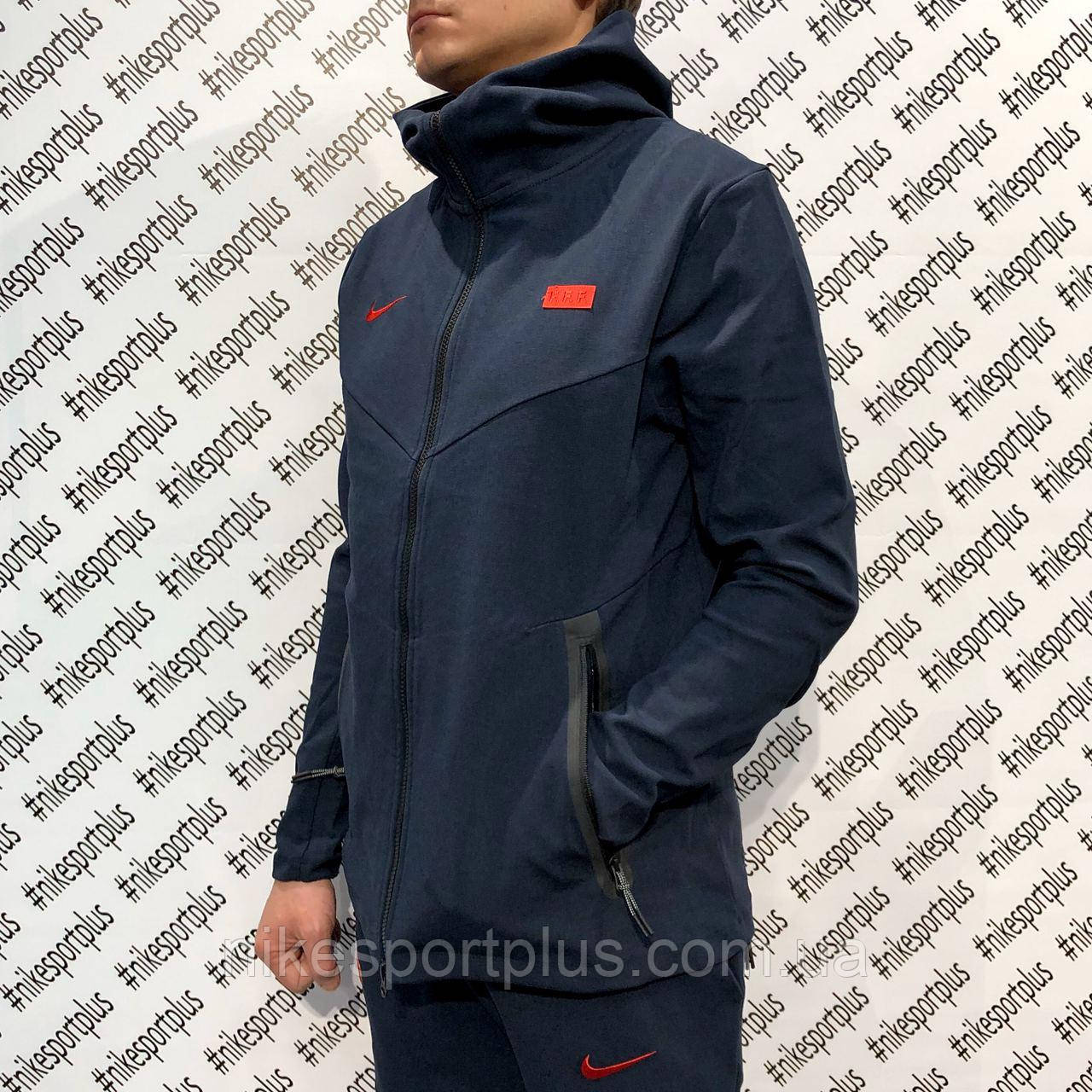 ТОЛСТОВКА Nike France Tech Pack Full-Zip Hoodie CI8379-475