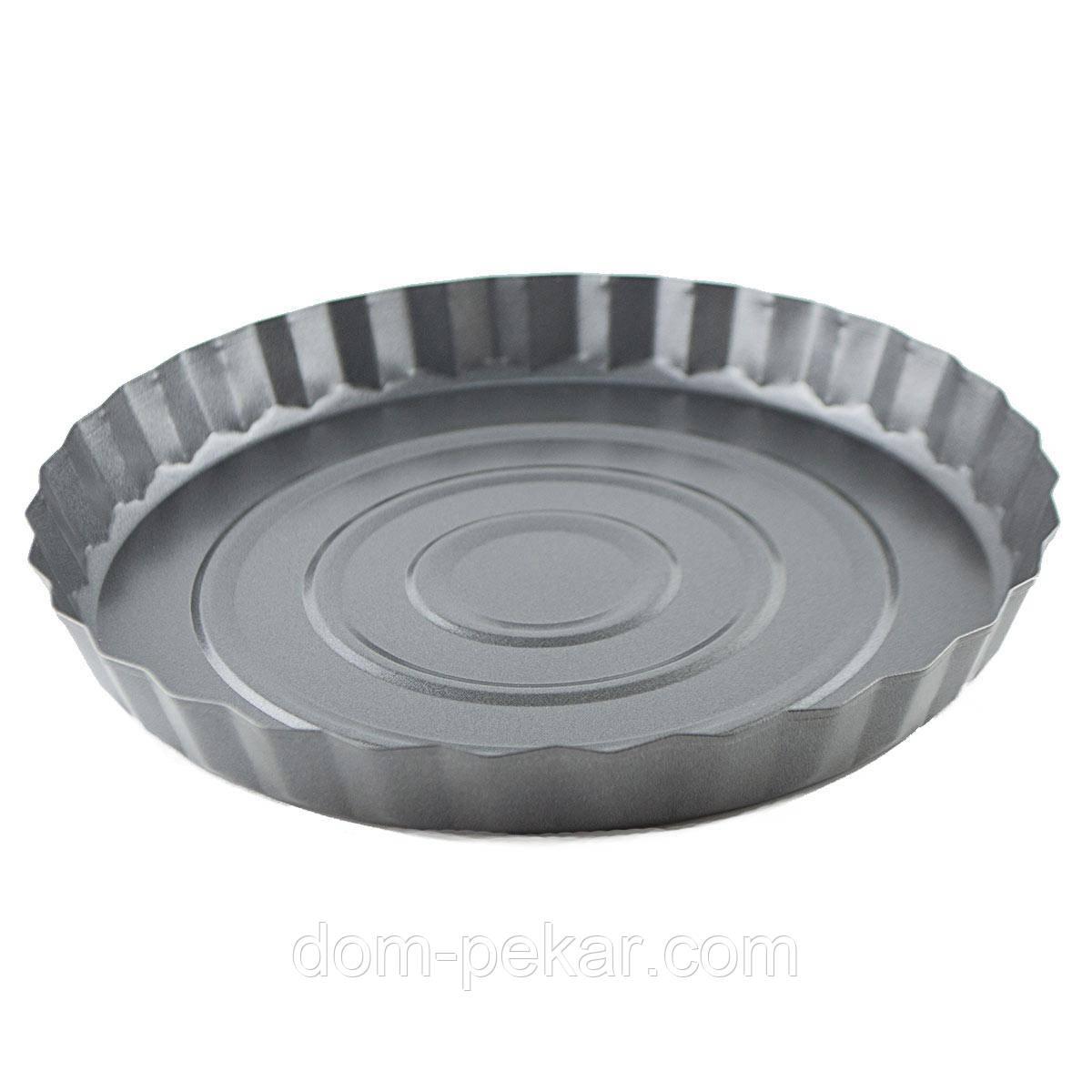 Форма для тарты 28 см Н=3,5 см