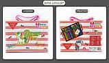Детский набор для рисования Amazecat на 68 предметов, модель Pink Unicorn, фото 7