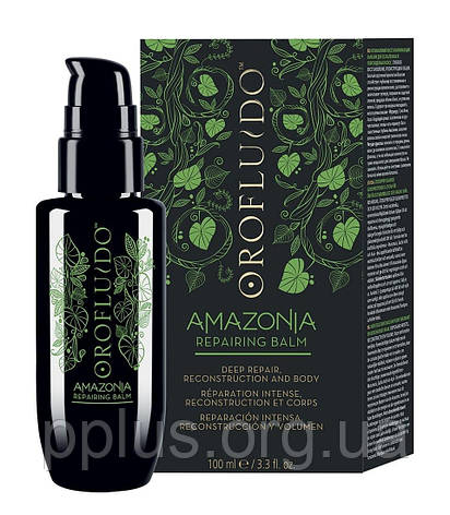 Відновлюючий бальзам Revlon Orofluido Amazonia100 мл, фото 2