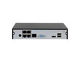 Комплект IP видеонаблюдения Dahua Full HD 1080, 4 камеры 2 MP, POE, фото 4