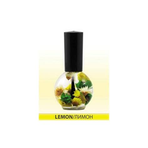 Масло для кутикулы Naomi (лимон) 15 мл, фото 2