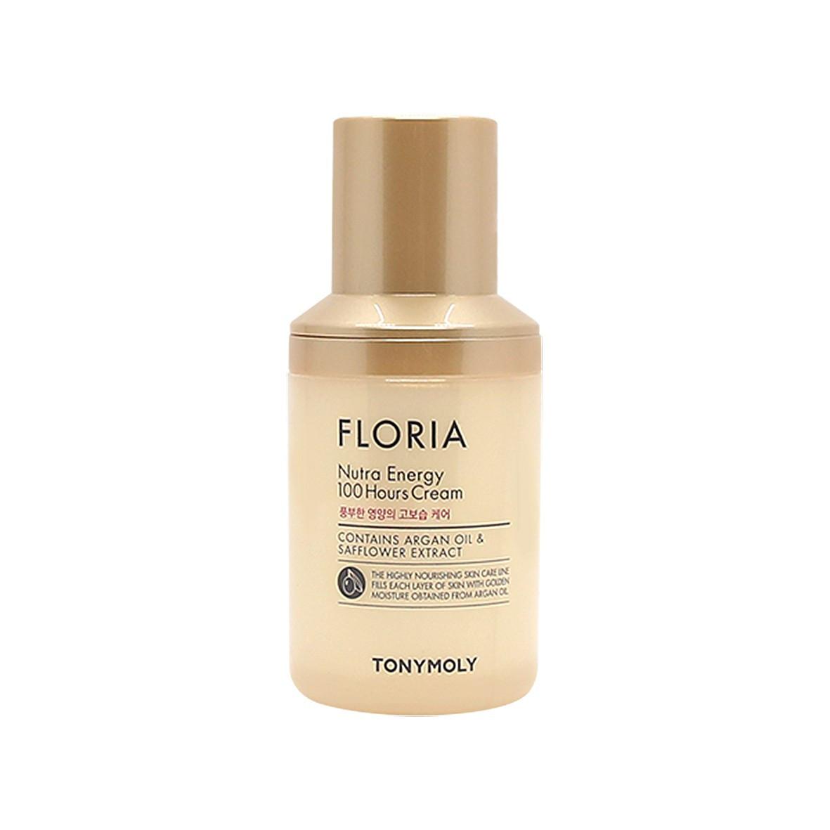 Увлажняющий крем с аргановым маслом Tony Moly Floria Nutra Energy 100 Hours Cream 50 мл