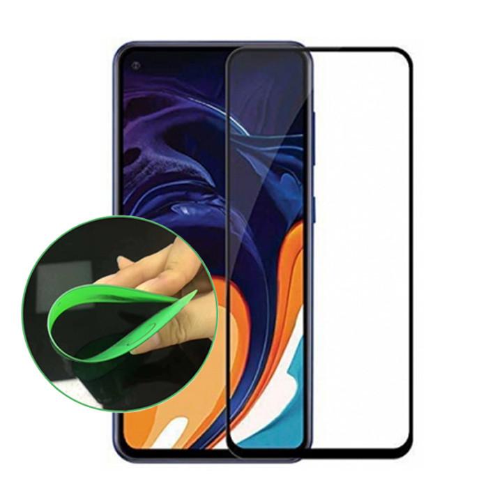Гибкое полимерное защитное стекло Ceramics для Samsung Galaxy A21 / A21S